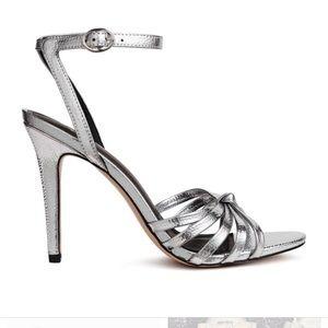 Sliver classic heels